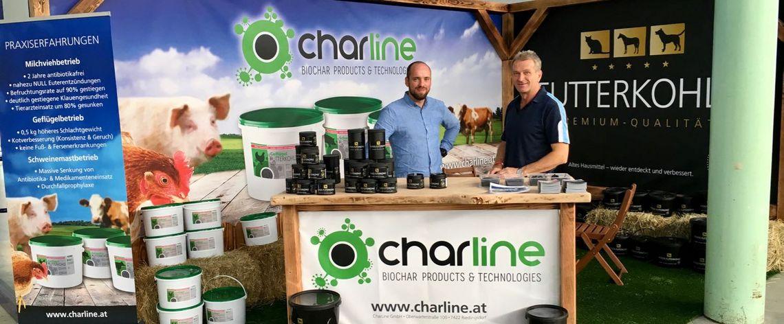 Erster Messeauftritt bei der Inform Oberwart | CharLine GmbH