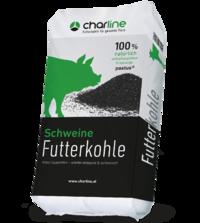 CharLine Futterkohle für Schweine im Sack