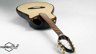Pflanzenkohle für Gitarren | Kohlen-Stoff von CharLine
