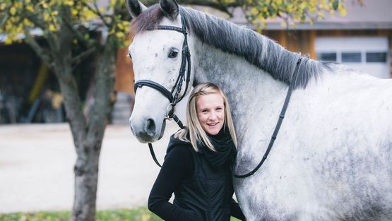 Erfahrungsbericht Bianca Neff, Futterkohle für Pferde