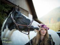 Erfahrungsbericht Denise Mavric, Futterkohle für Pferde