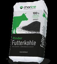 CharLine Futterkohle für Rinder im Sack