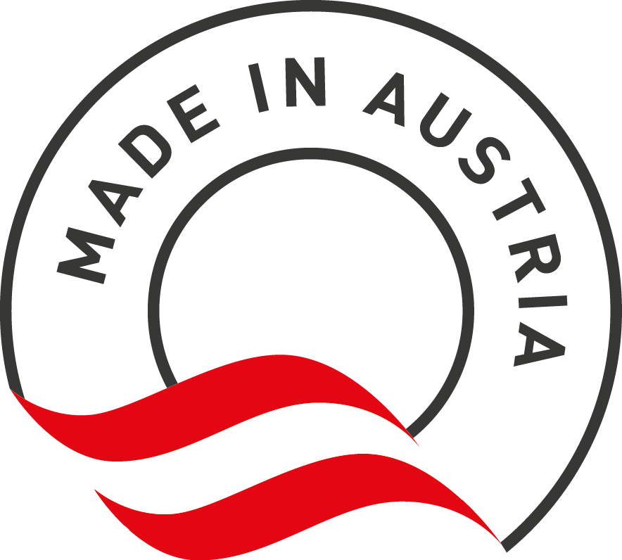Made in Austria Button | CharLine GmbH