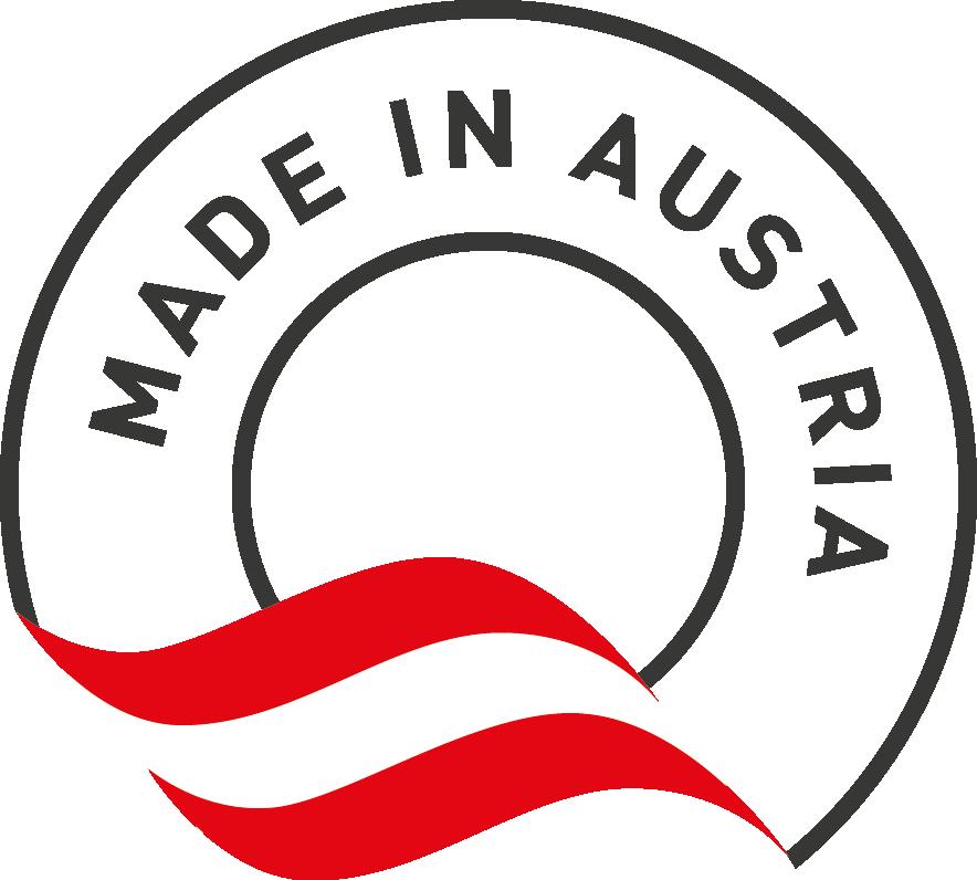 Made in Austria Button | CharLine GmbH