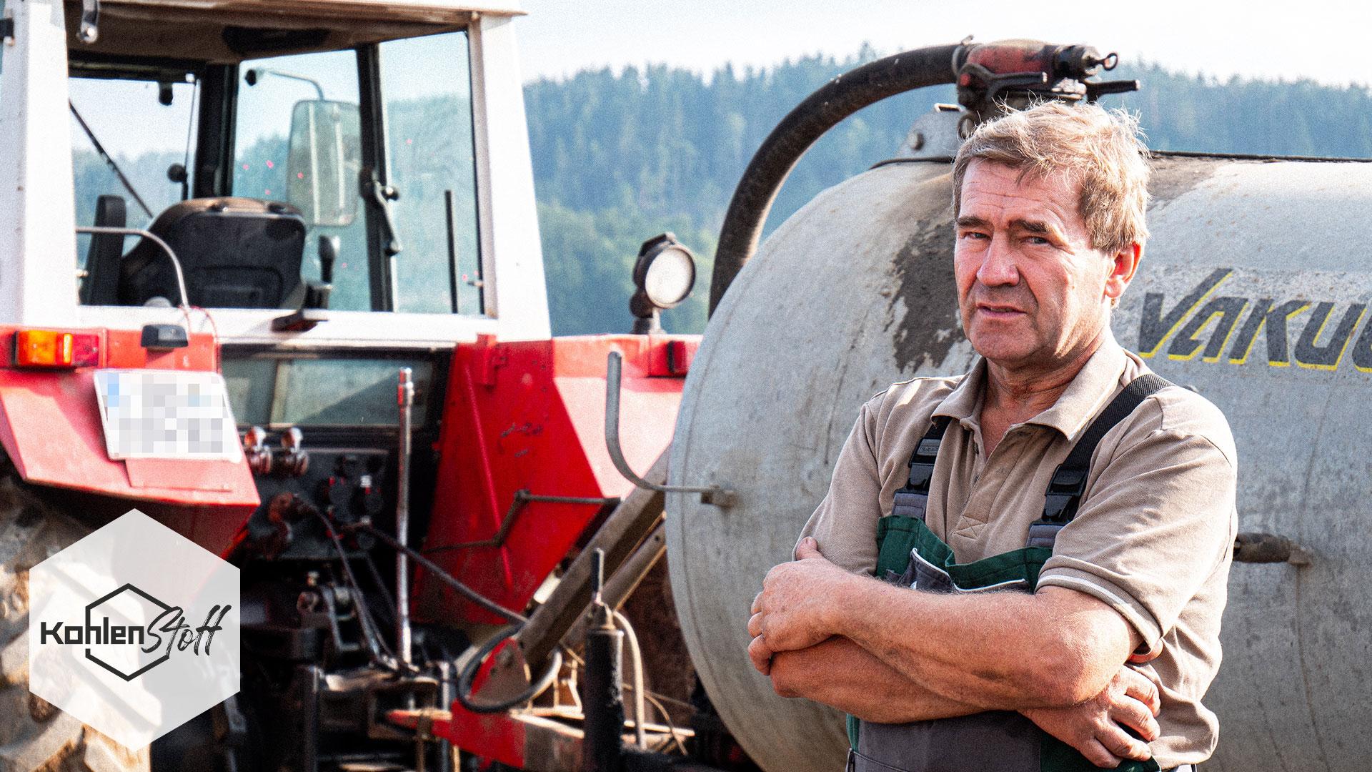 Hermann Schuster über unsere Güllekohle | Kohlen-Stoff von CharLine