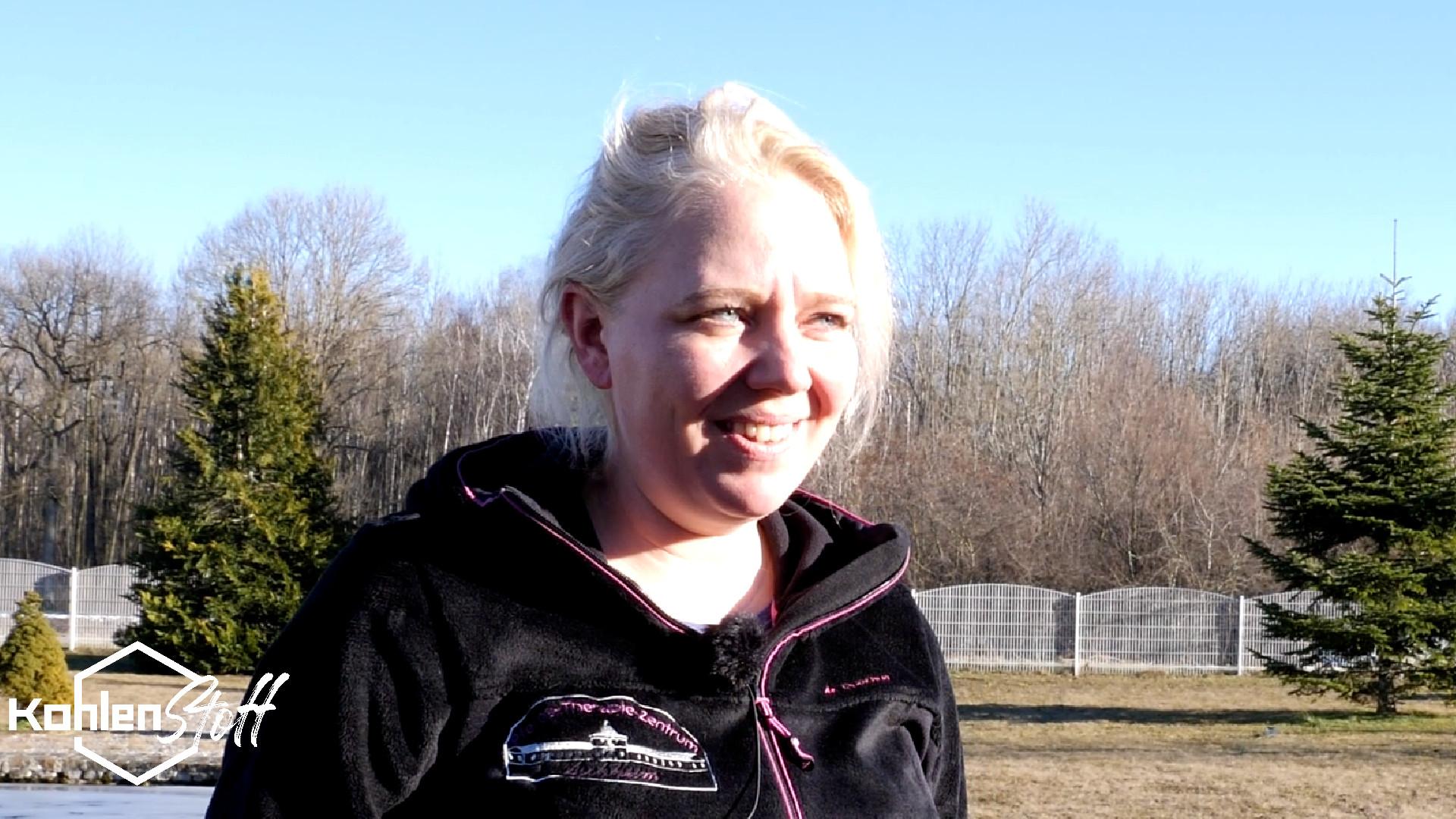 Tierärztin Marie Lindinger über unsere Futterkohle | Kohlen-Stoff von CharLine