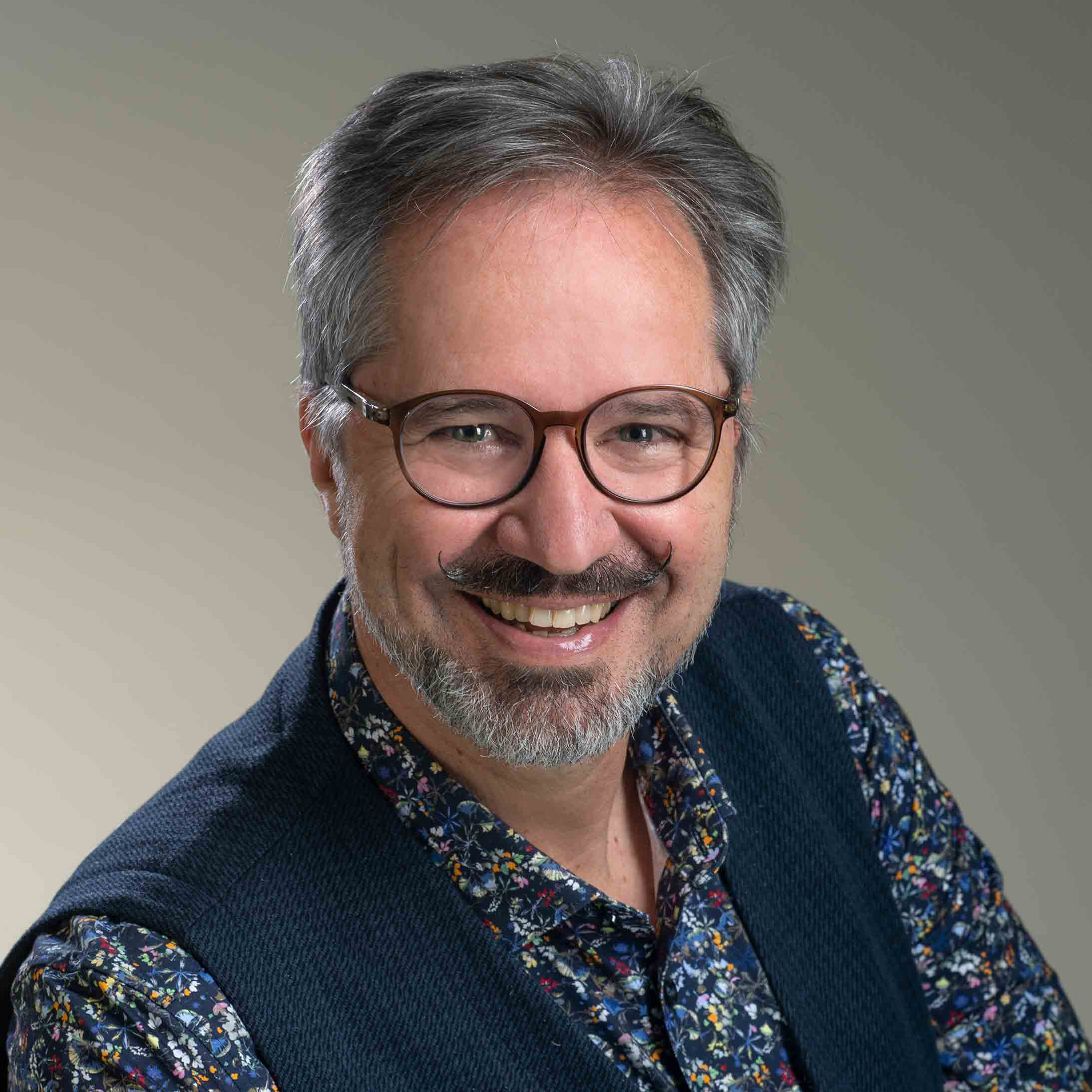 Gerald Dunst | Teammitglied von CharLine GmbH