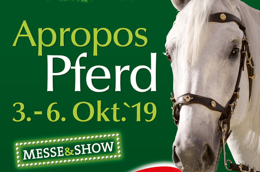 Apropos Pferd 2019 | CharLine GmbH