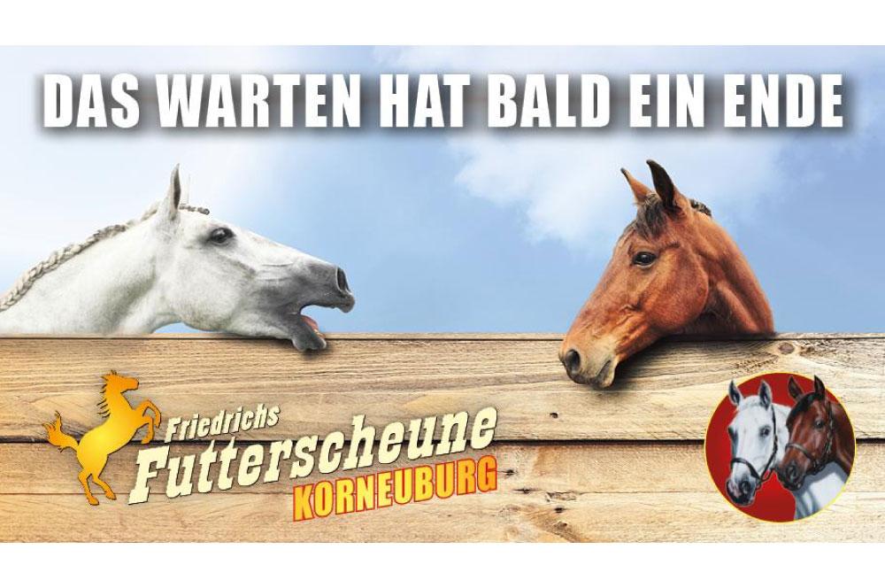 Futterscheune Korneuburg - Eröffnung, CharLine Futterkohle