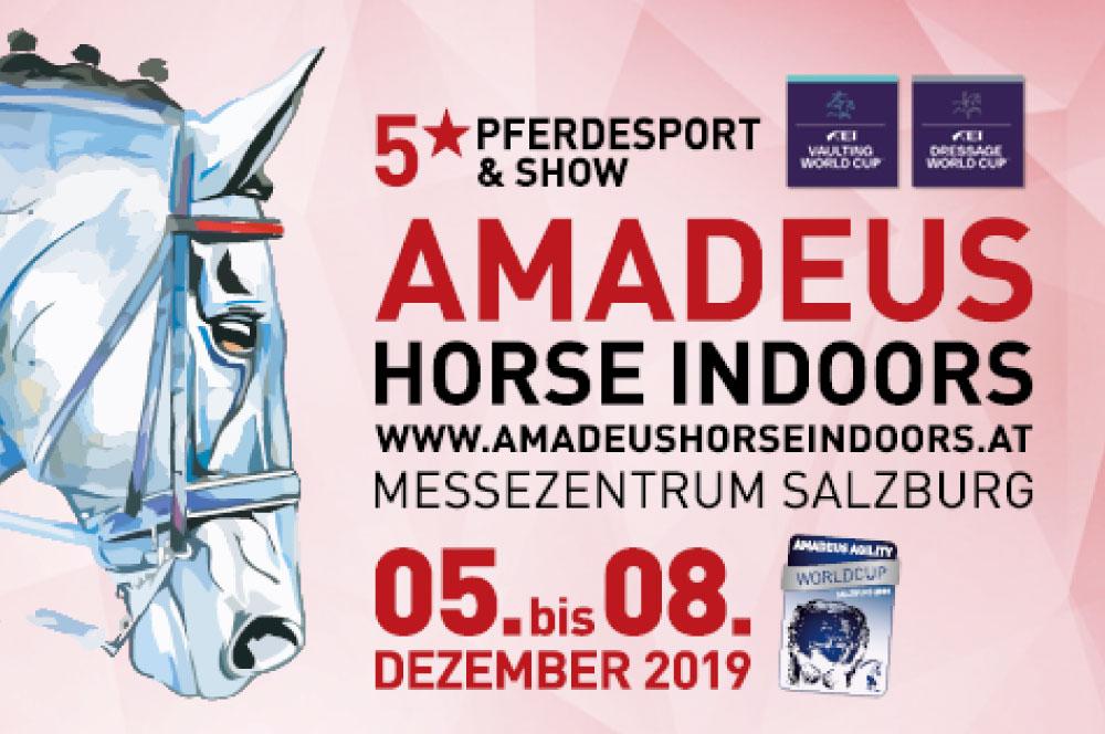 Amadeus Horse Indoors Messe | CharLine GmbH