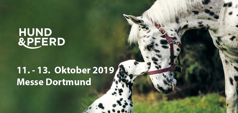 Hund & Pferd 2019, CharLine Futterkohle