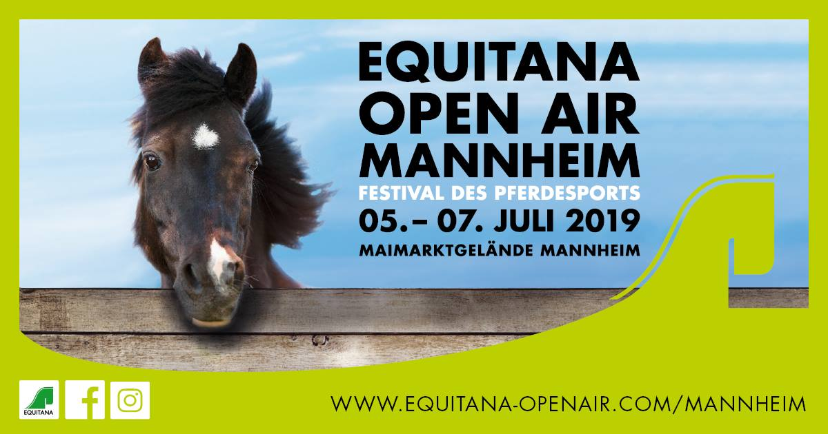 Equitana Open Air 2019 - CharLine Futterkohle