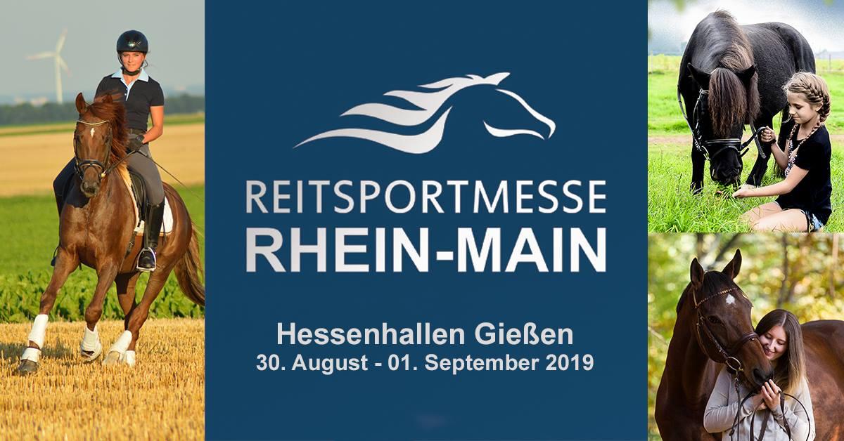 Reitsportmesse Rhein Main 2019 - CharLine GmbH