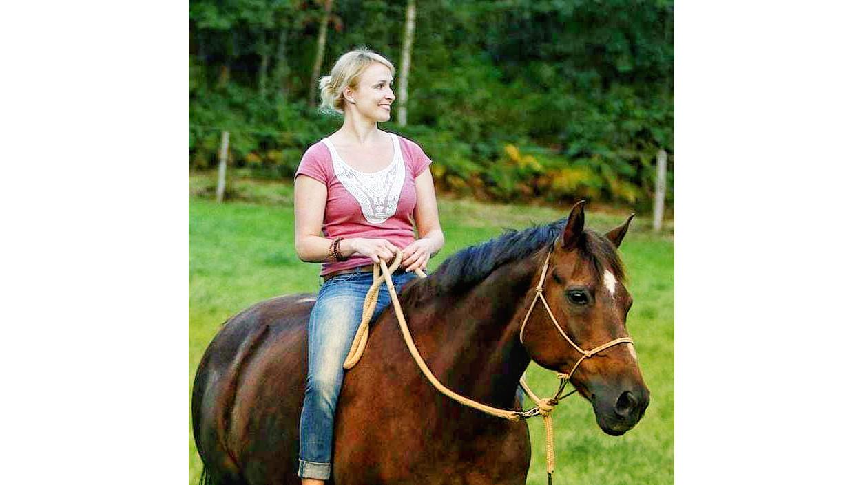 Erfahrungsbericht Pia Fischer, Futterkohle für Pferde
