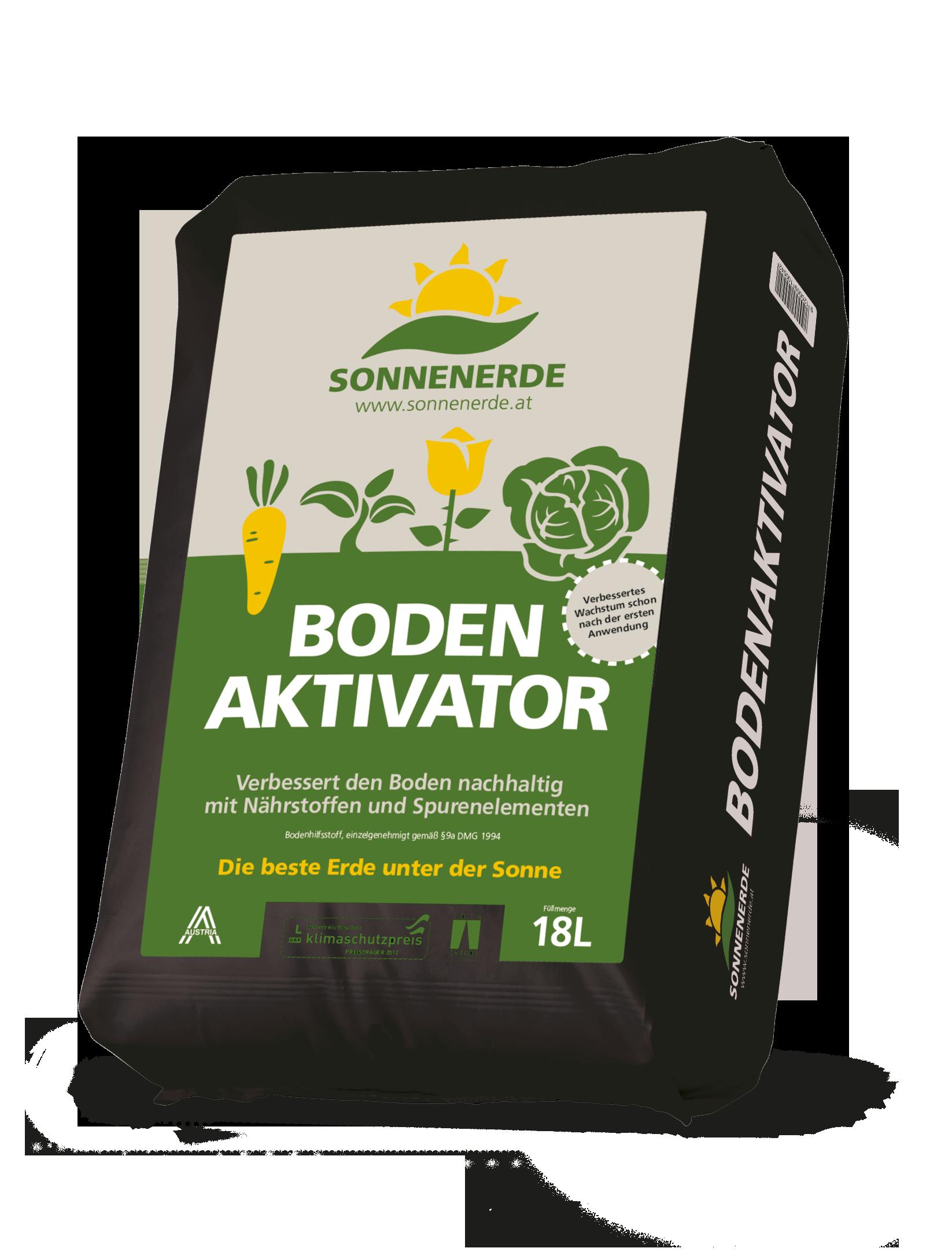 Bodenaktivator | Sonnenerde GmbH
